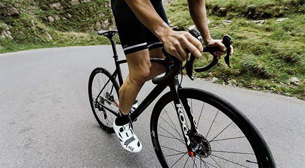 racefiets en ATB fiets