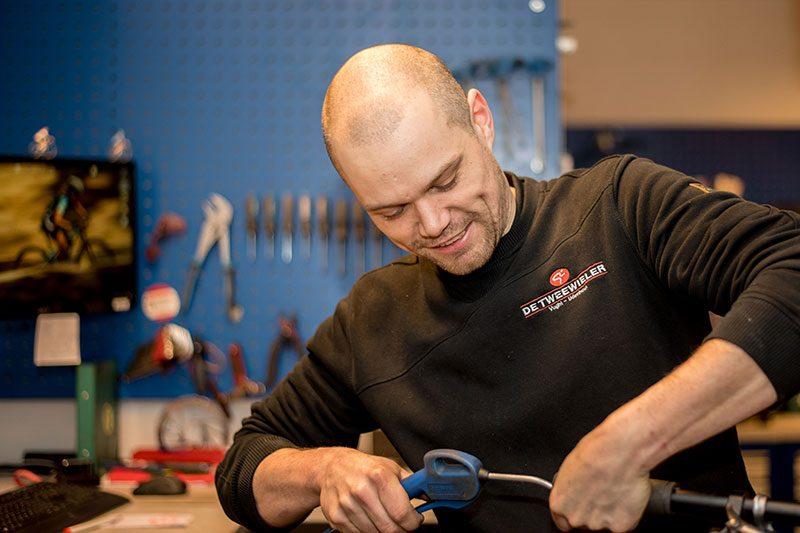 Reparatie fiets Udenhout