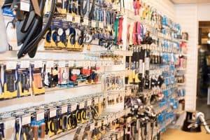 Fietsenwinkel accessoires Udenhout